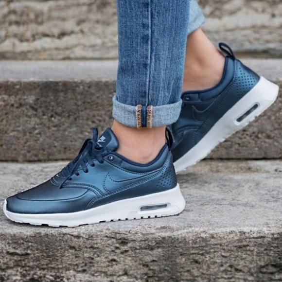 sports shoes f0291 1d7c9 NWOB air max Thea premium rare metallic blue. M5a67486d2ae12f9655b80d49